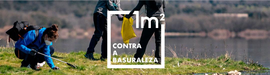 Ponteareas participa en una recogida de basura en la playa de A Freixa