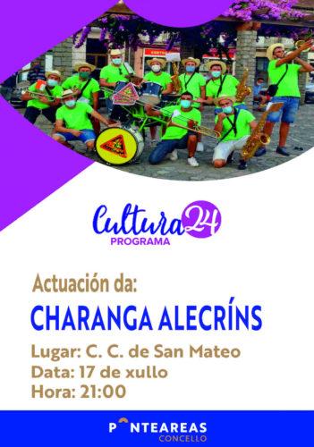 Cultura24 te lleva a Alecríns San Mateo de Oliveira